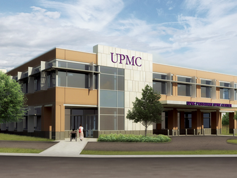 UPMC Passavant Spine Center to Provide Medical and Surgical