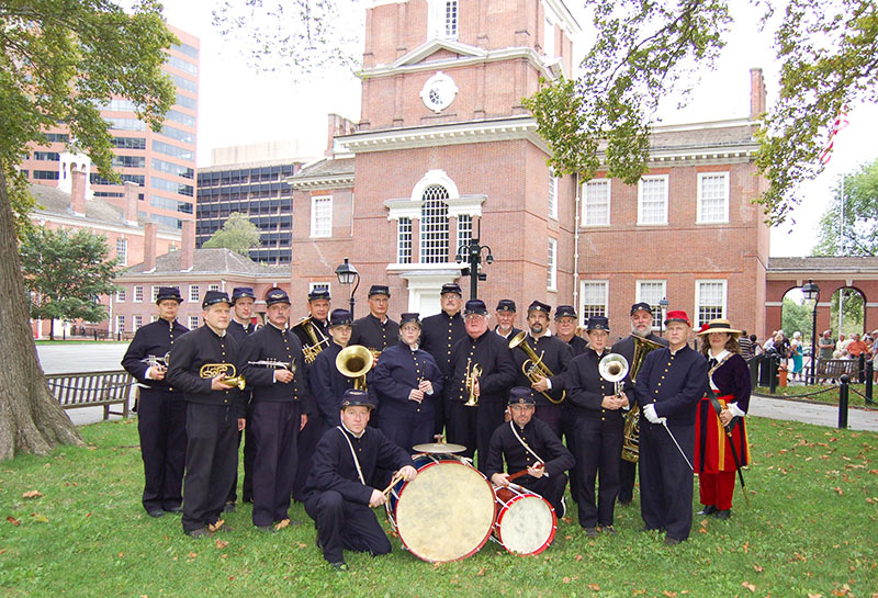Civil war band