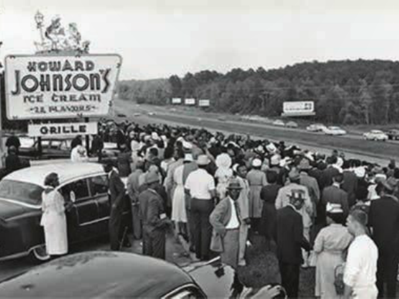 Segregation Protests And The Integration Of Restaurants In Durham