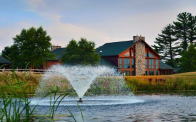 Wisconsin Dells Golf Wisconsin Dells Resort: Wisconsin Waterpark Roundup: The Wilderness Hotel And Golf