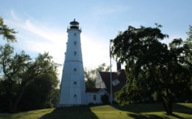 Geocaching Lighthouse