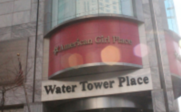 American Girl at Water Tower Place