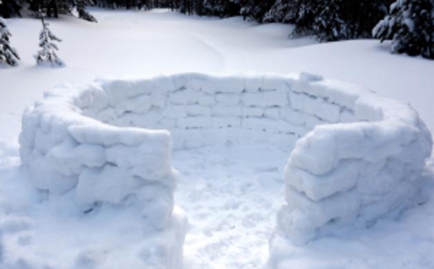Snowball Wall