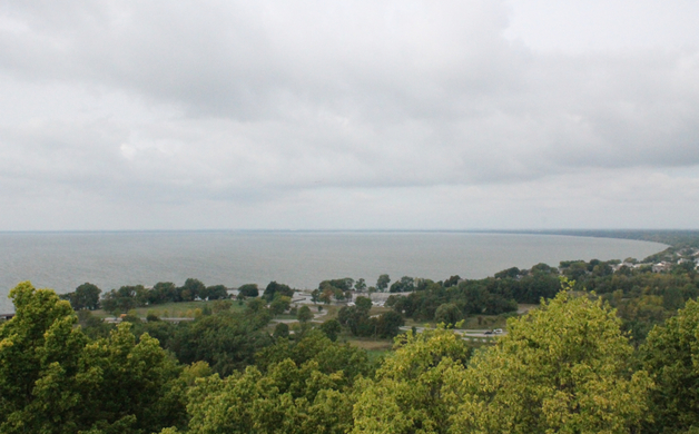 View of Lake Winnebego