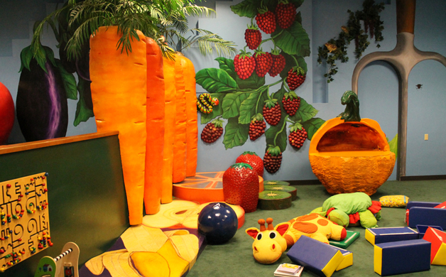 Building for Kids Toddler Area