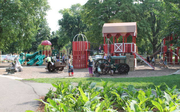 Sibley Park Playground