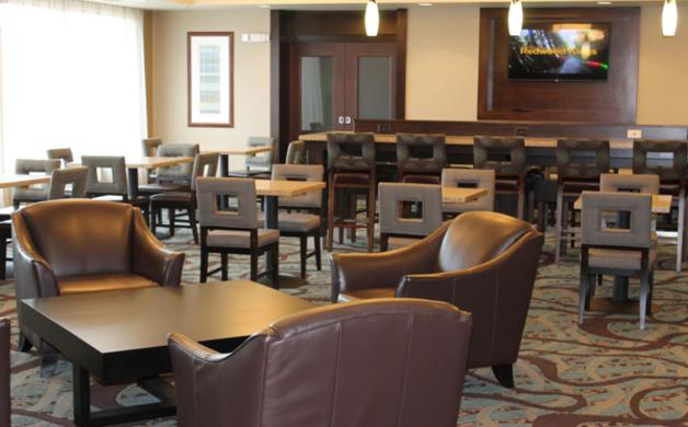 La Quinta Sioux Falls Lobby
