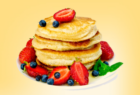 Pancakes 20with 20fruit