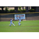 Chase Ozawa (Center Field) making a key catch and anchoring Manhattan Beach's stingy defense