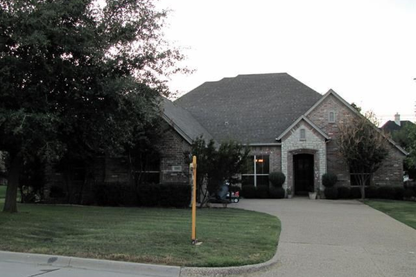 3203 Lake Vista Circle. Photo courtesy of Realtor.com