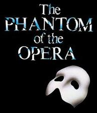 Phantom of the Opera - start Oct 11 2016 0730PM