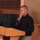 Dispatcher Matt Carapellucci expresses concerns about the regional dispatch center on behalf of his colleagues.