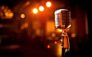 Medium open mic