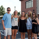 Ryan Whelan, Summer Spradley, Taylor Lehr, Kaela Marcus and Carlena Briel