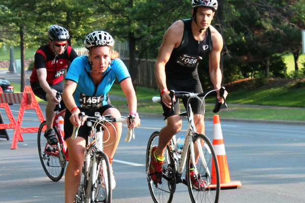 Life Time Tri Maple Grove Aug. 22, 2015 at Weaver Lake Park.