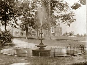 Medium fountain 20large