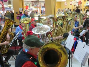 Merry Tubachristmas Williamsport - start Dec 12 2015 1230PM