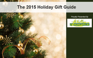 Gift Guide proudly presented by LaValley Building Supply