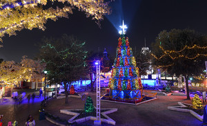 Holiday in the Park - start Nov 21 2015 1200AM