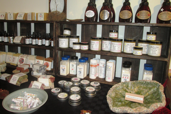 All-natural soaps and other products by Ann Bee's Naturals.