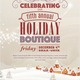 5th Annual Holiday Boutique at Maple Grove Hospital - start Dec 04 2015 0800AM