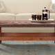 2015 Stickley Collector Edition Gus Woven Leather Bench $999 at Naturwood, 12125 Folsom Boulevard, Rancho Cordova. 916-351-0227, naturwood.com
