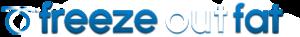 Medium freeze out fat logo