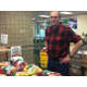 Thompson's Hillcrest Orchard at the indoor Maple Grove Farmers Market Dec. 2015.