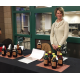 Barthel's River Road Gold at the indoor Maple Grove Farmers Market Dec. 2015