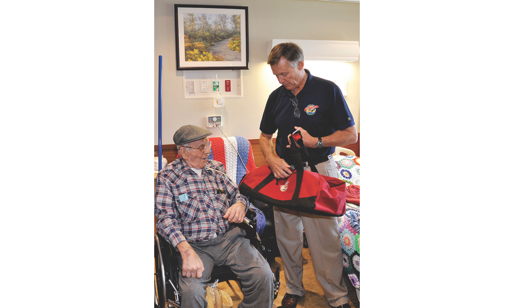 116a2c50cc6e7 Perry s Central Valley Honor Flights give veterans  one last mission ...