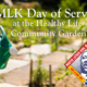 Martin Luther King Jr Day of Service at the Healthy Life Community Garden - Jan 11 2016 0100PM