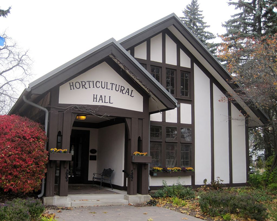 Horticultural hall 20wisconsin 20parent 20