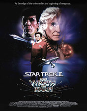Medium star trek 2 the wrath of khan poster by tanman1 d57gd23