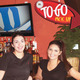 The friendly servers at Jalapeos include  Amenda Hasbani left and Emily McDonough