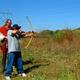 Thumb archery