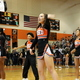 Cheerleaders at Osseo Senior High Sno-Daze Pepfest 2016