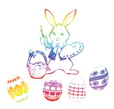Medium easter wabbit
