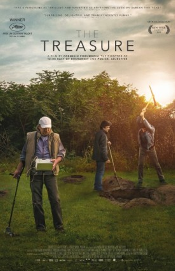 The treasure poster web 275x425