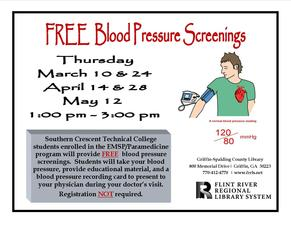 Medium blood 20pressure 20screenings