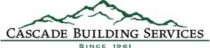 Medium cascade building services logo
