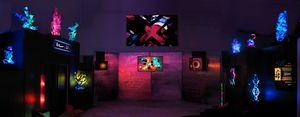 Medium lumonics performancespace