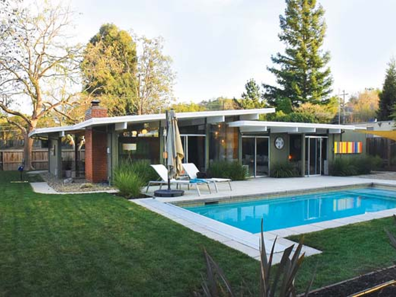 California Modern Inside The Inspired World Of An Eichler Home