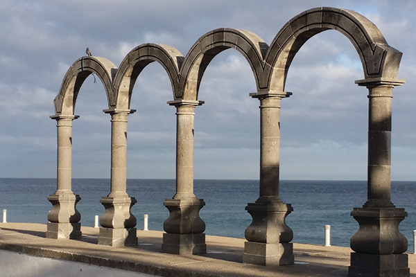 Los Arcos on the Malecon