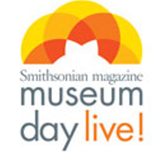 Museum day live 12 logo