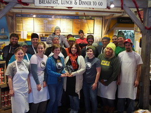 Woodstock Farmers Market Named Business of the Year  - Apr 12 2016 0618PM
