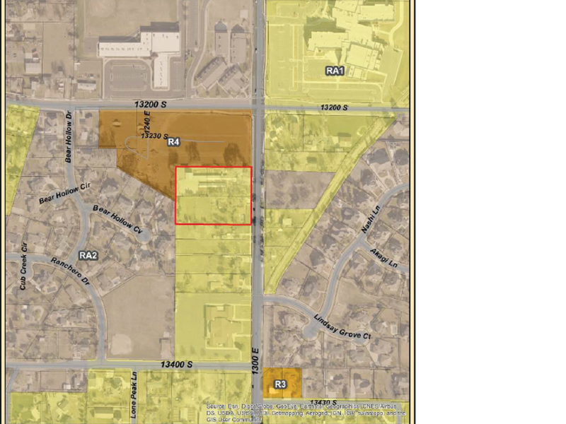 Draper City Council Denies Rezone for Assisted Living Center