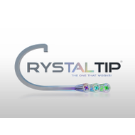 1.air water syringe tips crystal tip logo