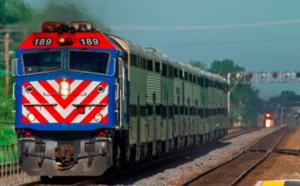 Medium train 20metra