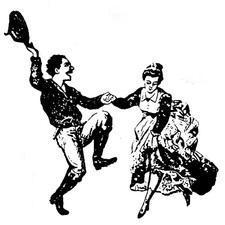 Medium contra barn dancing