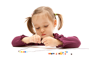 Medium kids mothersday jewelry class